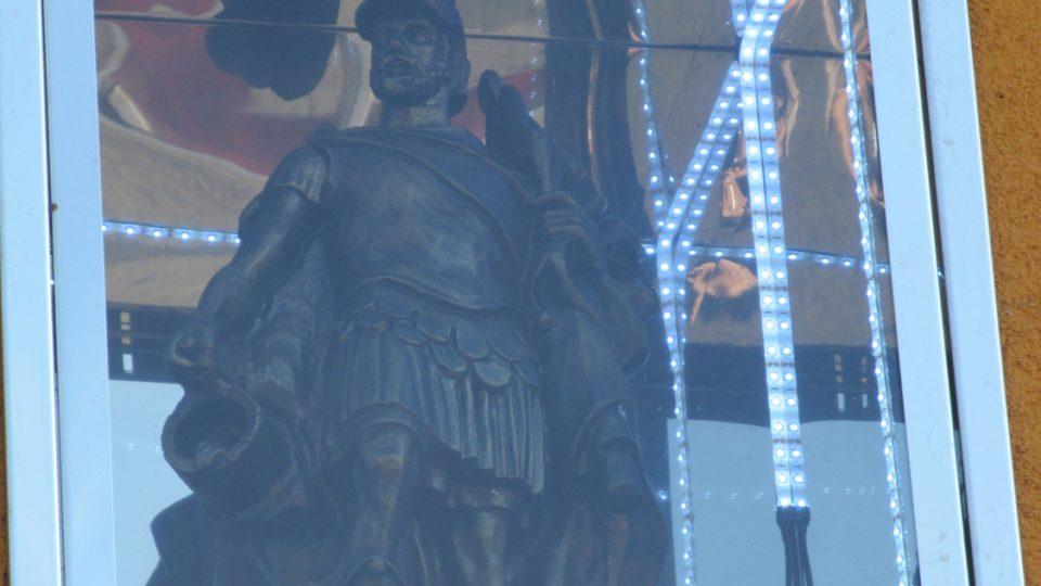 Svatý Florian, patron všech hasičů