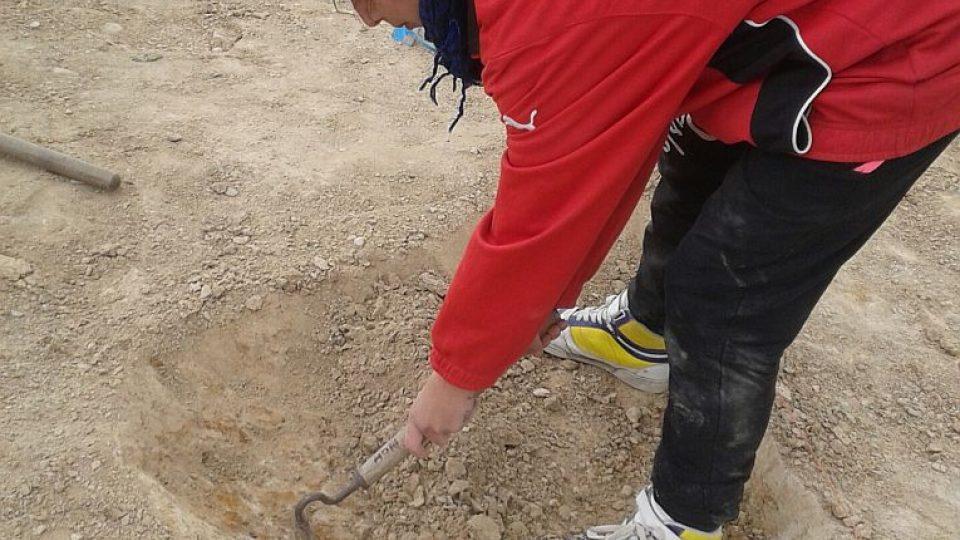 Pravěké sídliště objevili archeologové v Kostelci nad Orlicí