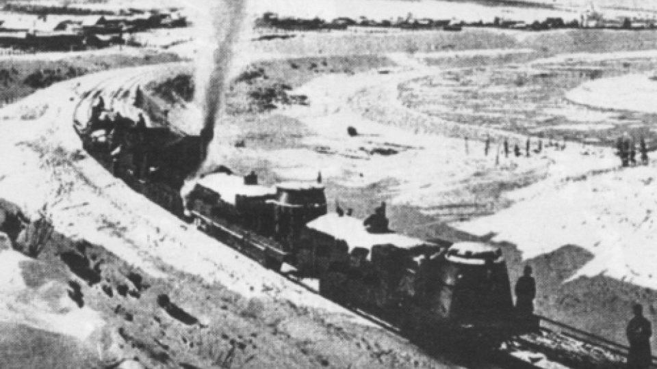 Obrněný vlak Orlík