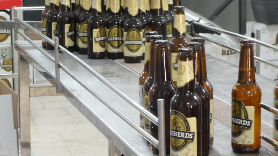 Palestinské pivo