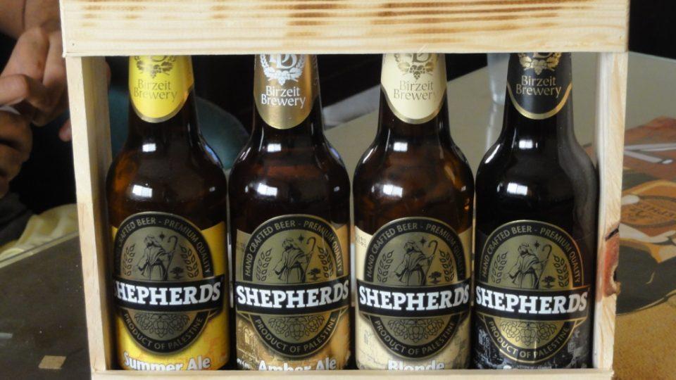 Tři stálá piva v nabídce a jeden speciál