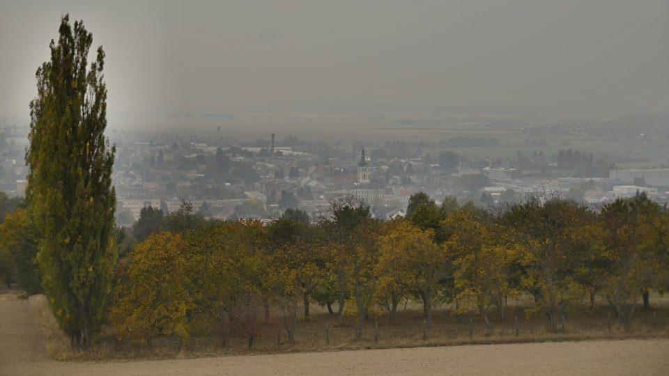 Výhled na Hořice