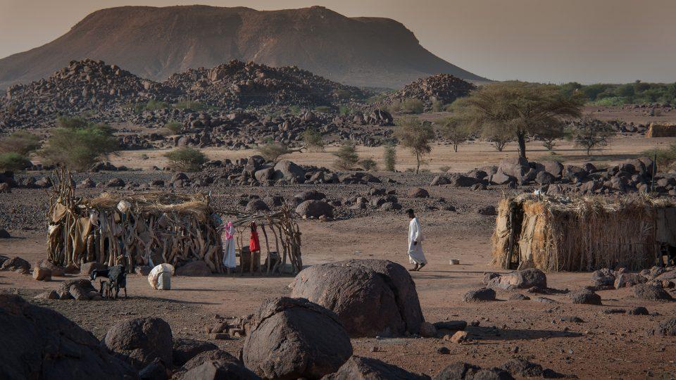 Pravěká krajina u jihozápadního okraje pohoří Sabaloka v centrálním Súdánu, od roku 2009 místo působení jedné ze dvou expedic Českého egyptologického ústavu FF UK v Praze.