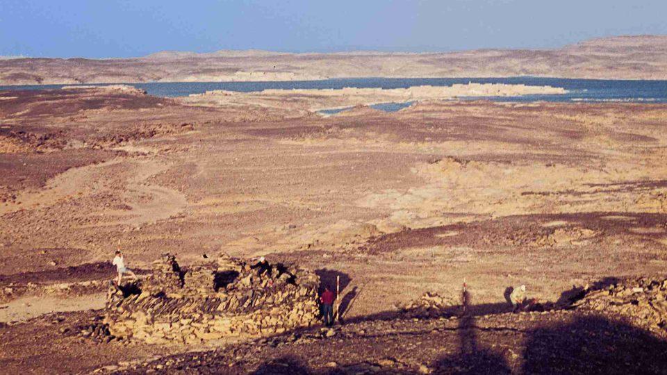Výzkum mohylového pohřebiště ballánské kultury (3.–5. stol. po Kr.) ve Wádí Kitně v severní části Dolní Núbie