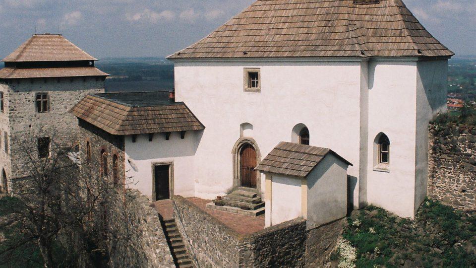 Kaple na Kunětické hoře