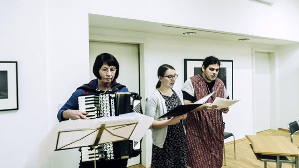 Mladí Rakušané ve Vídni se učí češtinu s nadšením