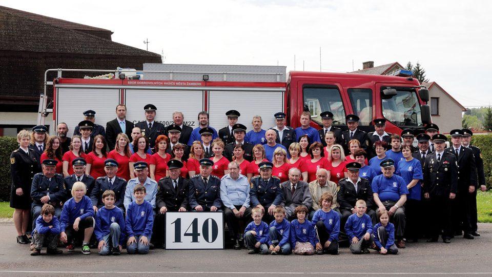 Oslavy 140 let sboru v roce 2013