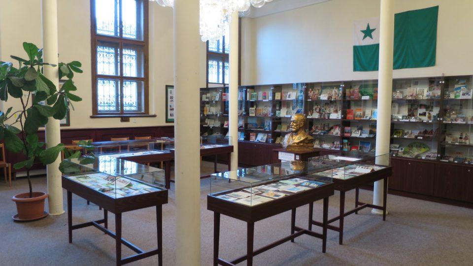 Muzeum esperanta v Ottendorferově domě ve Svitavách
