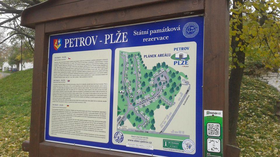 Areál vinných sklepů v Plžích je Státní památkovou rezervací