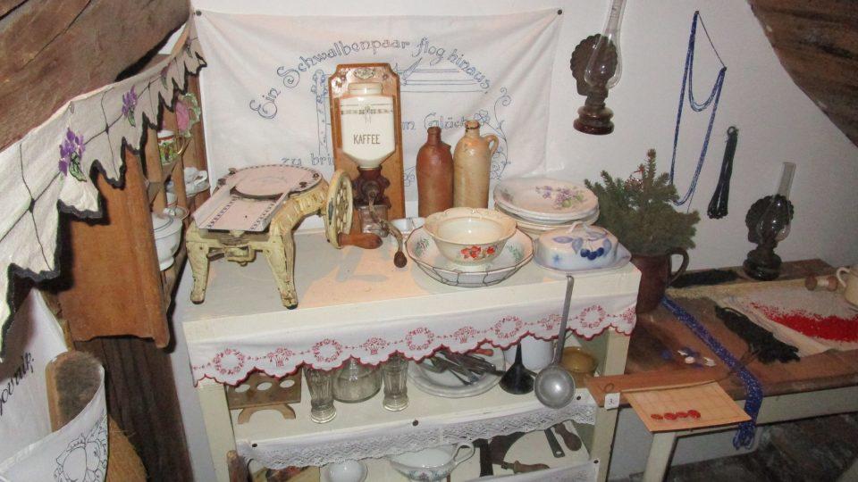 Smržovka - muzeum místní historie