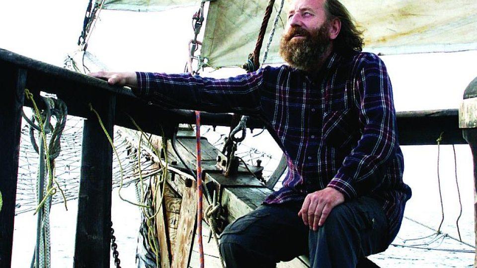 Mořeplavec a dřevorubec Rudolf Krautschneider