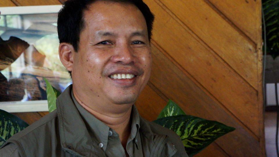 Jamili Nais, ředitel Národního parku Kinabalu