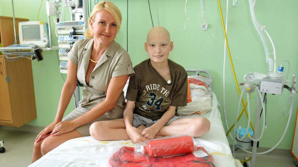 Nová vzduchotechnika pro dětskou hemato-onkologii FN Hradec Králové za pomoci NF Kapka naděje