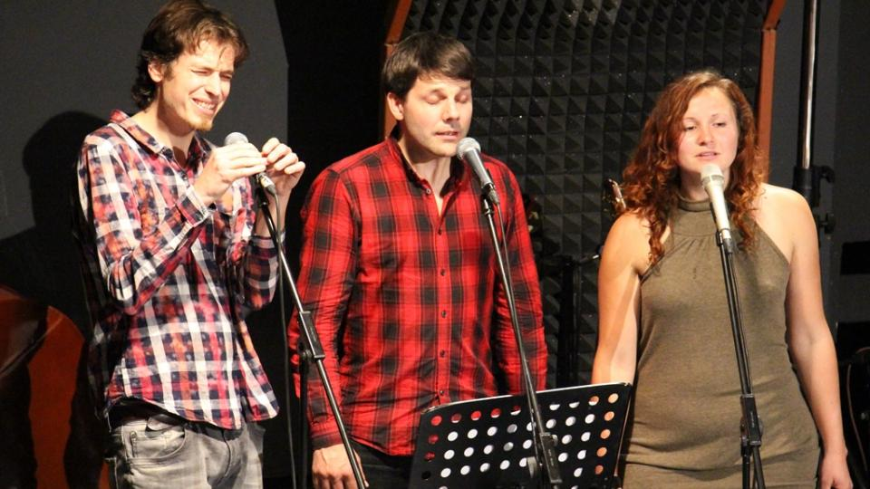 Speciálními hosty na koncertě Wabiho Daňka a Ďáblova stáda byla jihočeská kapela Epydemye