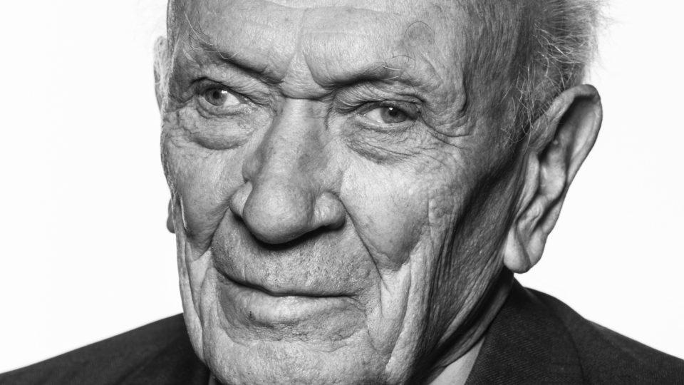 Jedním z letošních laureátů je 90letý Slovák Branislav Tvarožek