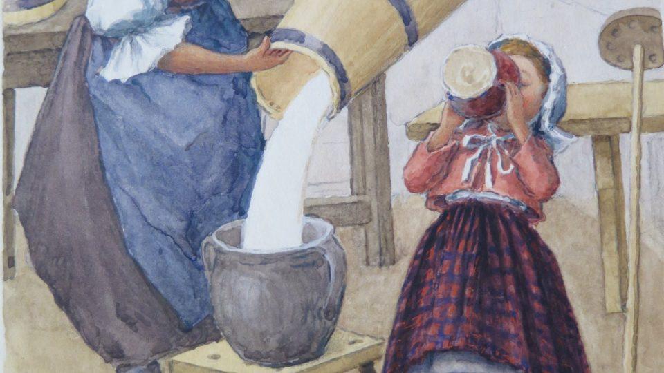 Ilustrace Marie Gardavské
