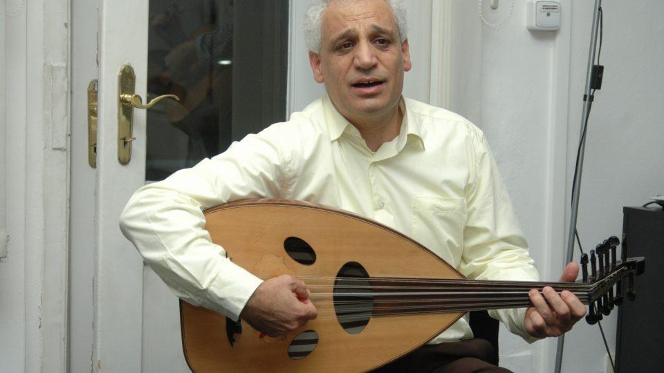 Marwan Alsolaiman s arabskou loutnou