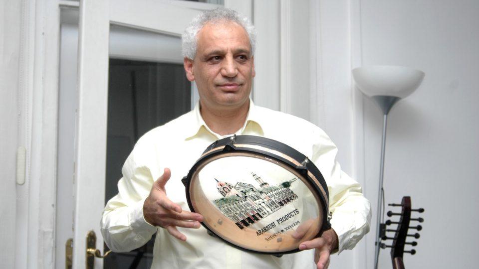 Marwan Alsolaiman s bubínkem