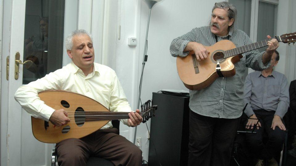 Marwan Alsolaiman a František Kostlán