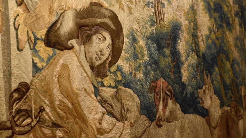 Detail tapisefie