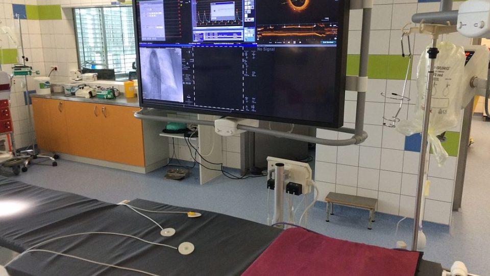 Angiolinka výrazně zlepší zobrazovací a diagnostické možnosti při provádění zákroků v nemocnici