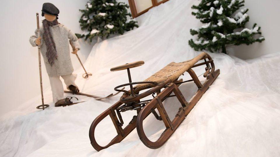 Výstava Adventní čas našich předků v Jihočeském muzeu