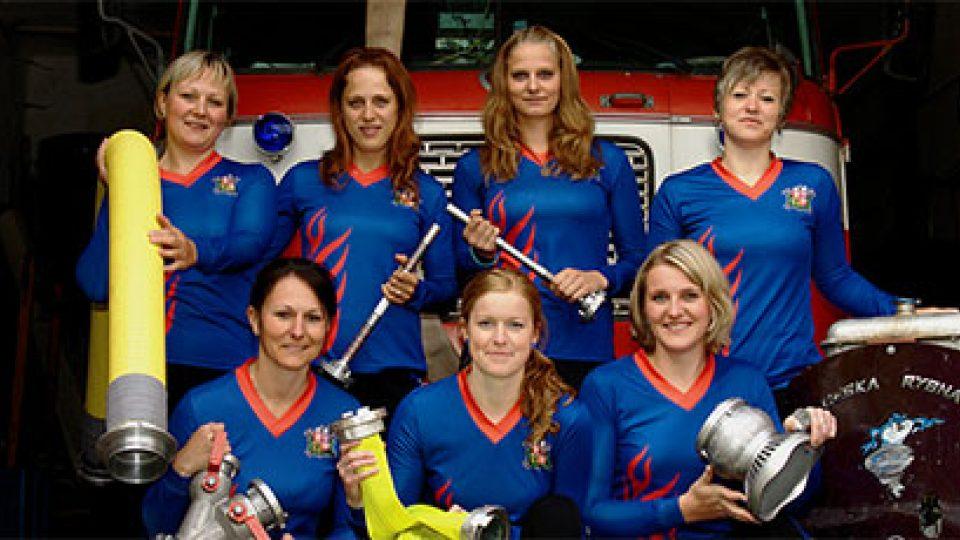 Družstvo žen 2014