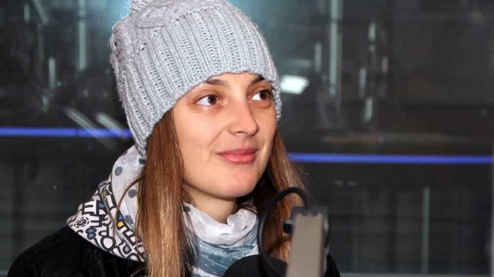 Bára Poláková, herečka a zpěvačka