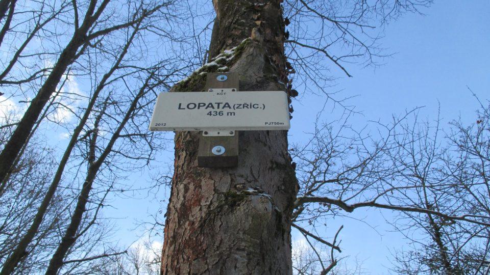 Lopata na Plzeňsku