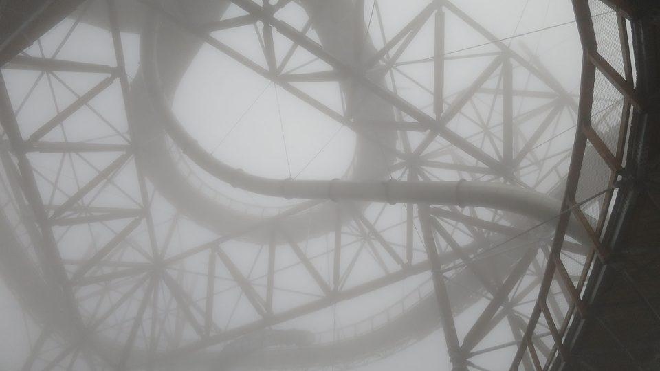 Stezka v oblacích na Dolní Moravě