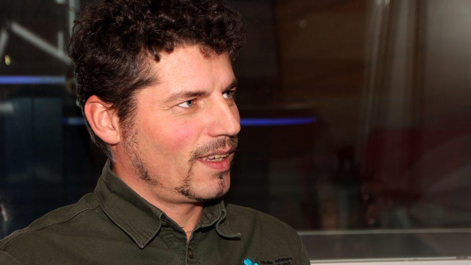 Pavel Kozák, ředitel Výzkumného ústavu rybářského a hydrobiologického