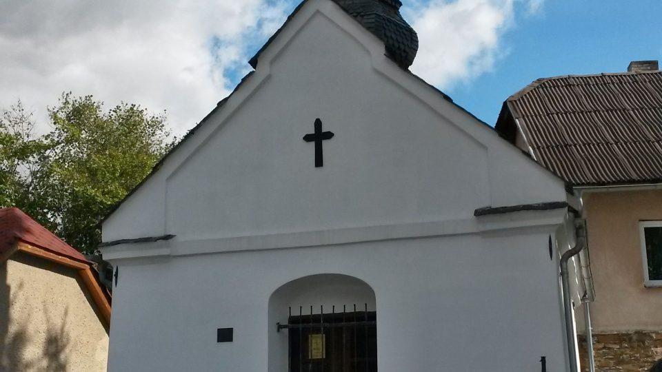 Kaple zasvěcená Pražskému Jezulátku