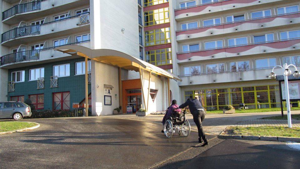 Klimkovická sanatoria