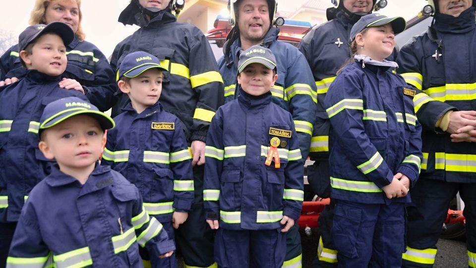 Sbor dobrovolných hasičů Němčovice