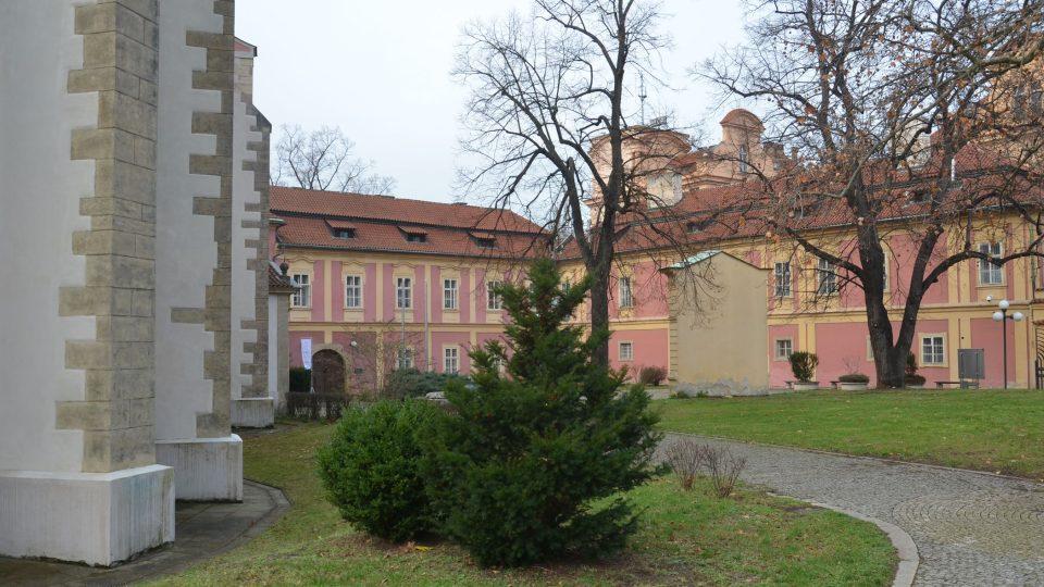 Muzeum Policie ČR sídlí v areálu pražského Karlova, který roku 1350 založil Karel IV.