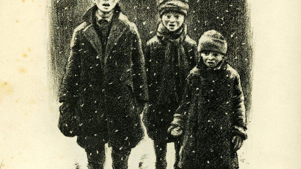 Jan Rambousek. Tři Králové. 30. léta 20. století