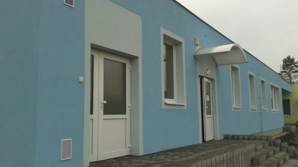 Muzeum generálporučíka Peřiny sídlí v bývalé školce