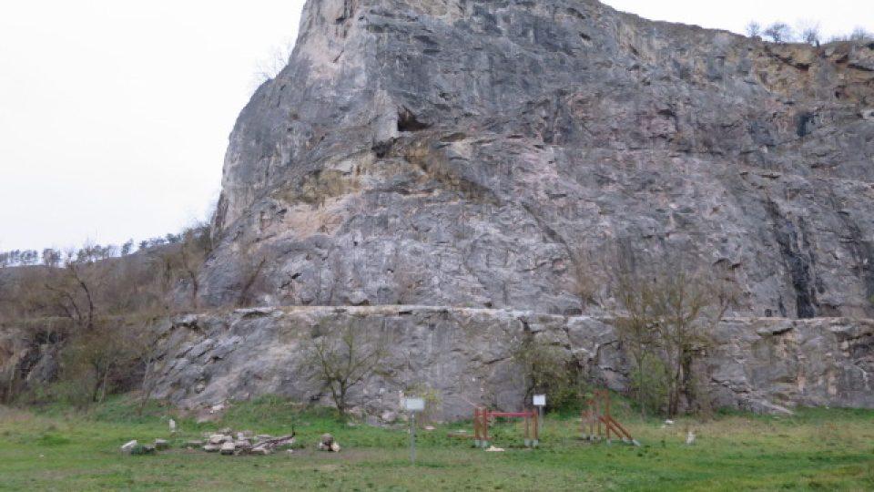 Část Alkazaru, které se říká Matterhorn
