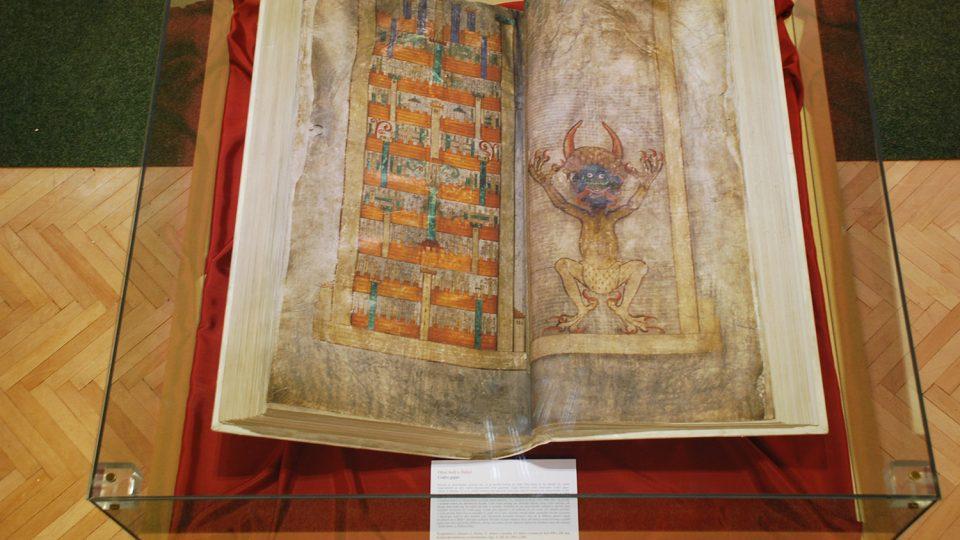 Faksimile Codexu gigas