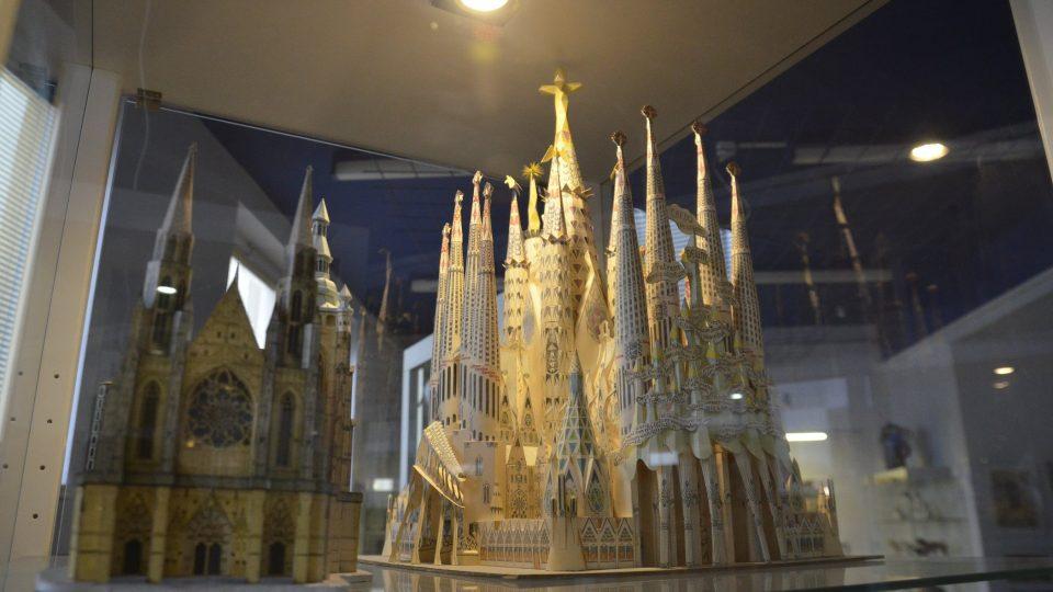 Papírové modely evropských památek
