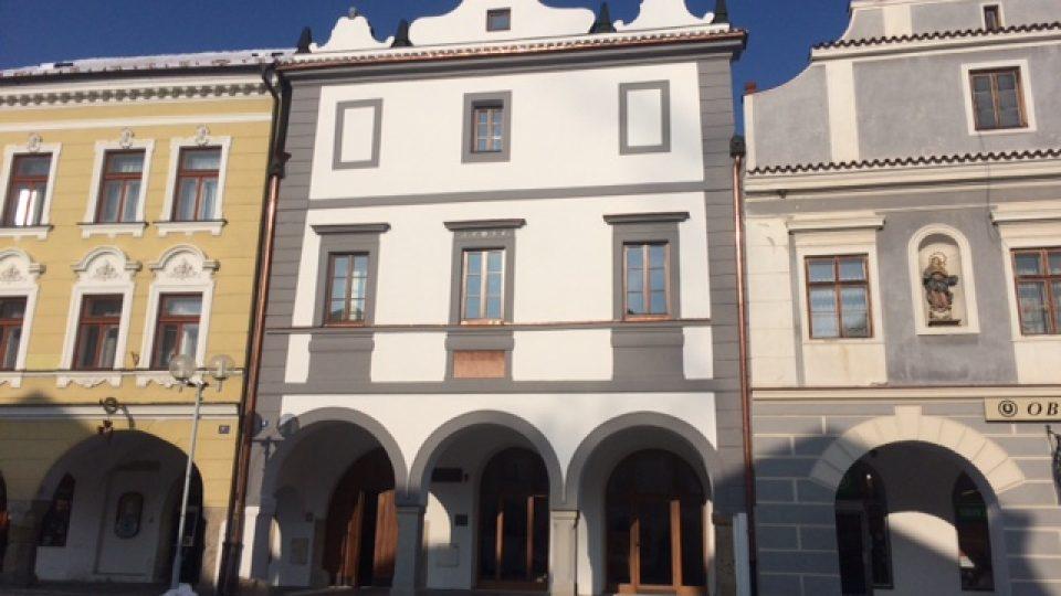 V domě Štěpánka Netolického v Třeboni otevřeli expozici o rybníkářství