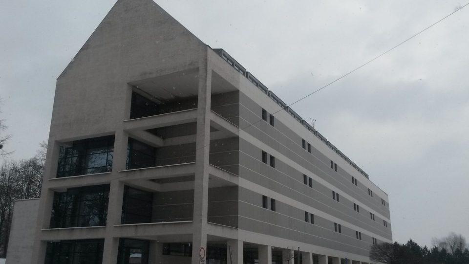 Budova archivu