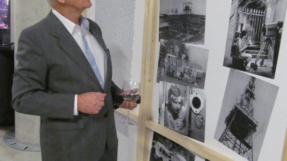 Jan Jaroš, nejdéle sloužící šéf přenosových vozů