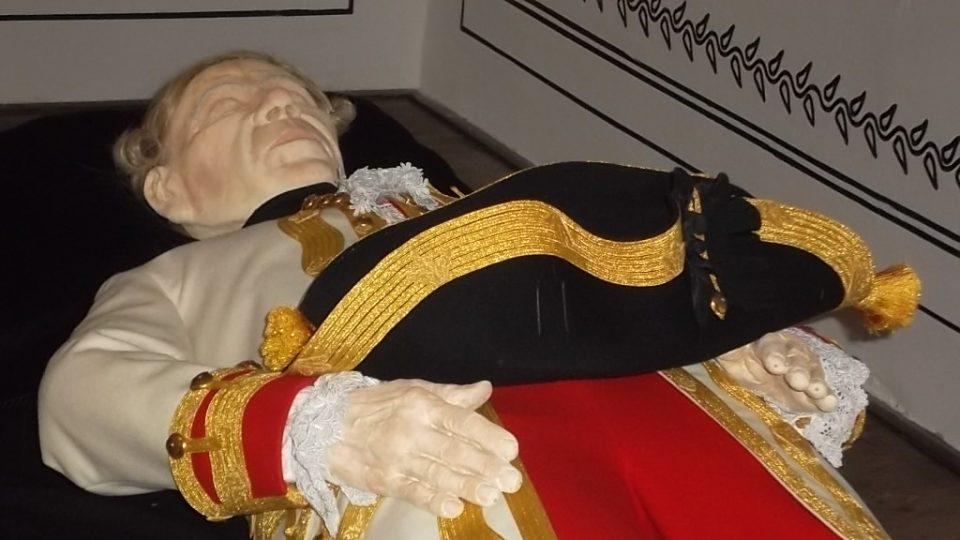 Generál na smrtelné posteli