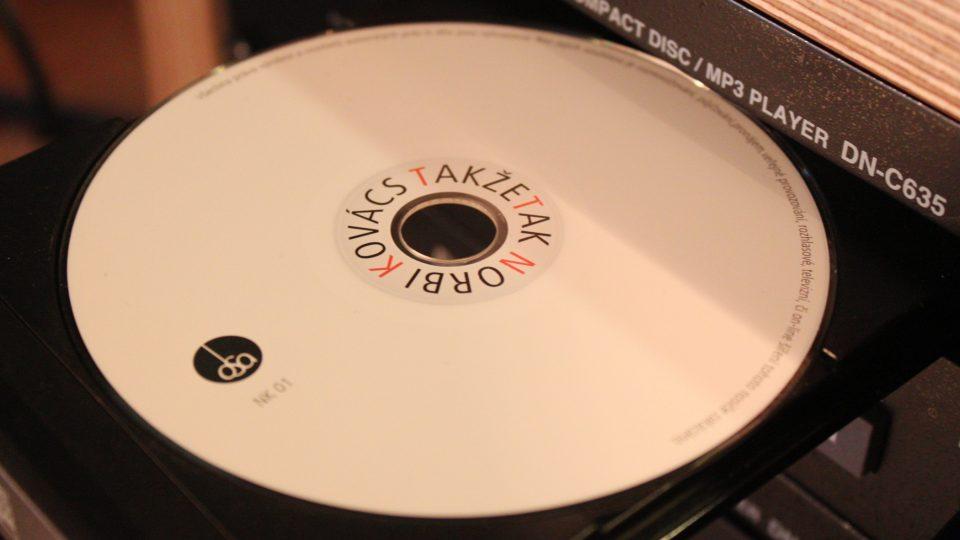 CD s hudbou Norbiho Kovácse stojí za poslech
