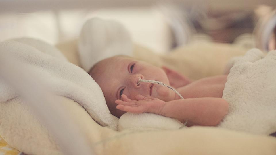 Předčasně narozené děti mívají řadu zdravotních problémů