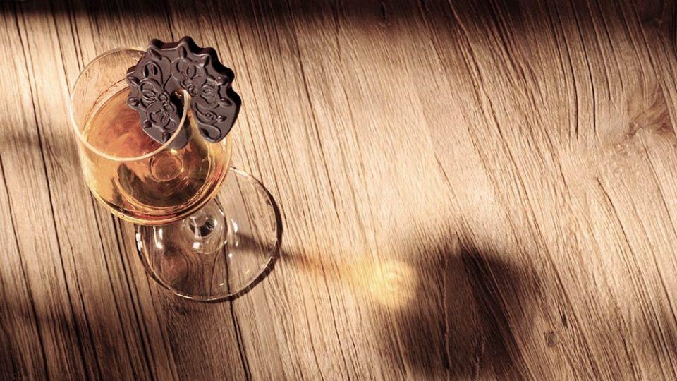 Základní pravidlo párování: nejprve čokoláda, pak nápoj