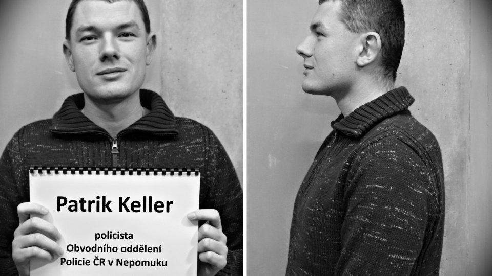 Patrik Keller (policista Obvodního oddělení Policie ČR v Nepomuku)