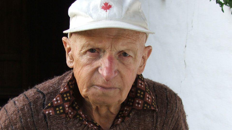 Václav Růžička v roce 2006, zdroj Post Bellum2.jpg