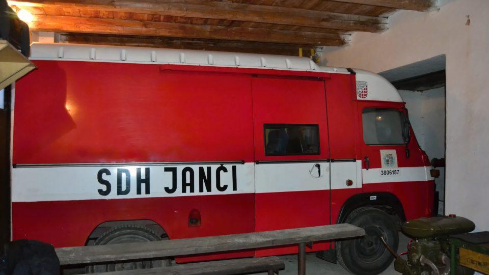 SDH Jančí